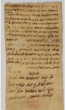 Legal Query to Abraham Maimonides and His Response